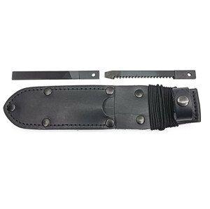 Pouzdro Mikov UTON 362-OG-4 Black leather