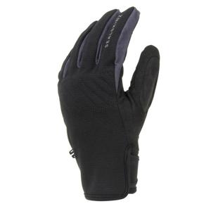 Rukavice SealSkinz WP All Weather Multi-Activity with Fusion Control™ Velikost rukavic: M / Barva: černá/šedá