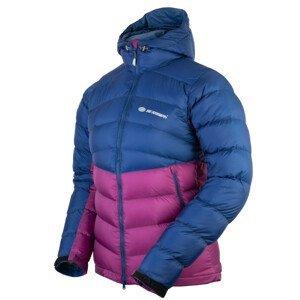 Dámská bunda Sir Joseph Safir Lady Velikost: L / Barva: modrá/růžová