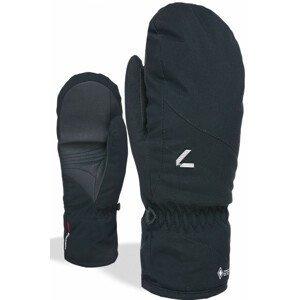 Dámské lyžařské palčáky Level Astra W Mitt Gore-Tex Velikost rukavic: 7 / Barva: černá