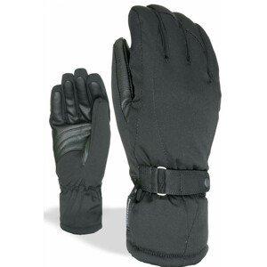Dámské rukavice Level Hero W Velikost rukavic: 7 / Barva: černá