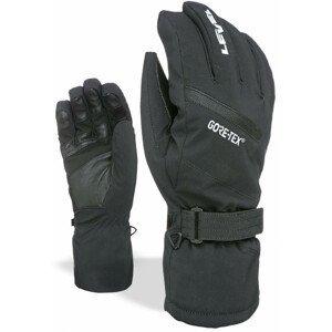 Pánské rukavice Level Evolution Gore-Tex Velikost rukavic: 8 / Barva: černá