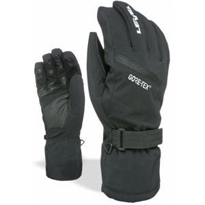 Pánské rukavice Level Evolution Gore-Tex Velikost rukavic: 9 / Barva: černá