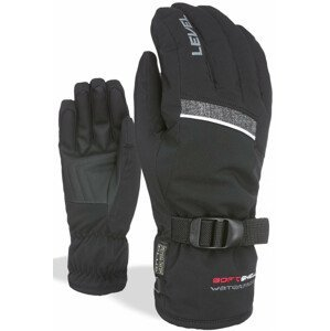 Pánské rukavice Level Hero Velikost rukavic: 8,5 / Barva: černá