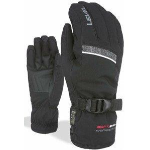Pánské rukavice Level Hero Velikost rukavic: 9,5 / Barva: černá