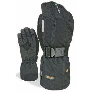 Pánské snowboardové rukavice Level Star Velikost rukavic: 8 / Barva: černá