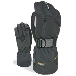 Pánské snowboardové rukavice Level Star Velikost rukavic: 9,5 / Barva: černá