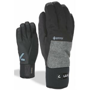 Pánské rukavice Level Matrix Gore-Tex Velikost rukavic: 9 / Barva: černá/šedá