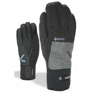 Pánské rukavice Level Matrix Gore-Tex Velikost rukavic: 9,5 / Barva: černá/šedá