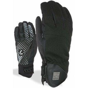 Pánské rukavice Level Suburban Velikost rukavic: 8 / Barva: černá