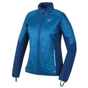 Dámská hybridní bunda Hannah Tessa Velikost: L / Barva: modrá