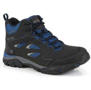 Dámské boty Regatta Holcombe IEP Mid Velikost bot (EU): 40 / Barva: černá/modrá