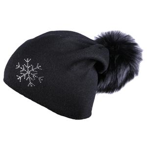 Dámská čepice Sherpa Tara Velikost: UNI / Barva: černá