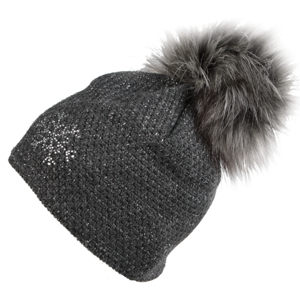 Dámská čepice Sherpa Pham Velikost: UNI / Barva: tmavě šedá