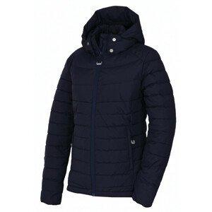 Dámská péřová bunda Husky Donnie L Velikost: M / Barva: tmavě modrá