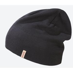 Pletená Merino čepice Kama A153 Barva: černá