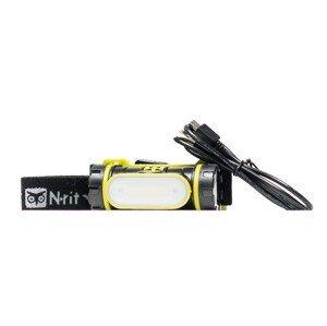 Čelovka N-Rit Combo 2 Sensor Barva: černá/zelená