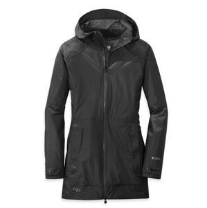 Dámská bunda Outdoor Research Helium Traveler Jacket Velikost: M / Barva: černá