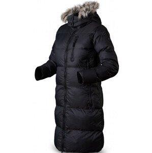 Dámský kabát Trimm Lustic Velikost: L / Barva: černá