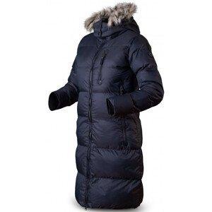 Dámský kabát Trimm Lustic Velikost: S / Barva: tmavě modrá