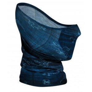 Dětský šátek Buff Filter Tube Barva: tmavě modrá