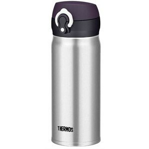 Mobilní termohrnek Thermos 400ml Barva: stříbrná