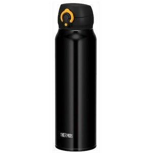 Termohrnek Thermos mobilní 750ml Barva: černá/žlutá