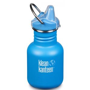 Dětská lahev Klean Kanteen Classic Sippy 355 ml Barva: modrá