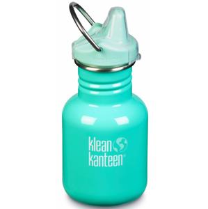 Dětská lahev Klean Kanteen Classic Sippy 355 ml Barva: tyrkysová