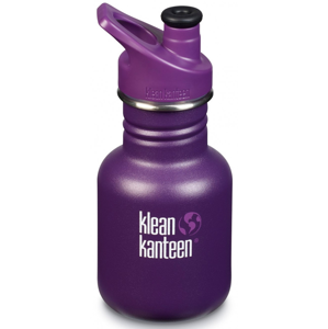 Dětská lahev Klean Kanteen Classic Sport 355 ml Barva: fialová