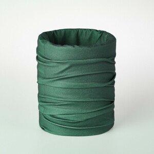 Šátek Warg Bandana Neck Barva: zelená