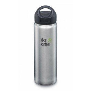 Nerezová lahev Klean Kanteen Wide 800 ml Barva: stříbrná