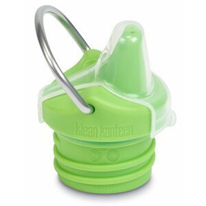 Náhradní uzávěr na lahev Klean Kanteen Kid Sippy Cap Barva: zelená