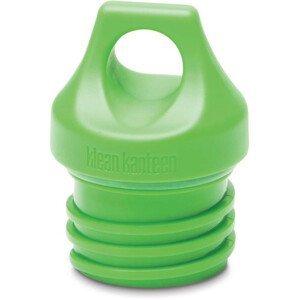 Náhradní uzávěr na lahev Klean Kanteen Kid Loop Cap Barva: zelená