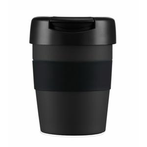 Termohrnek LifeVenture Insulated Coffee Cup 250 ml Barva: černá