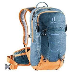 Juniorský batoh Deuter Attack 8 JR Barva: modrá/oranžová