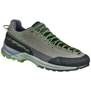 Pánské boty La Sportiva Tx Guide Leather Velikost bot (EU): 45 / Barva: šedá/zelená