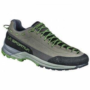 Pánské boty La Sportiva Tx Guide Leather Velikost bot (EU): 43,5 / Barva: šedá/zelená