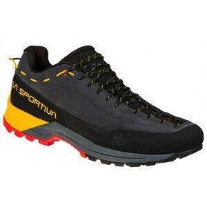 Pánské boty La Sportiva Tx Guide Leather Velikost bot (EU): 43,5 / Barva: černá/žlutá