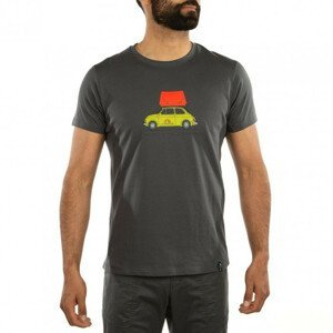 Pánské triko La Sportiva Cinquecento T-Shirt M Velikost: XXL / Barva: šedá