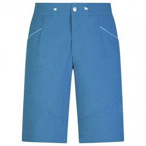Pánské kraťasy La Sportiva Basalt Short M Velikost: M / Barva: modrá