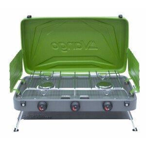 Kompaktní vařic Vango Combi IR Grill Compact Barva: šedá