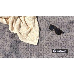 Koberec Outwell Flat Woven Carpet Newburg 160 Barva: šedá