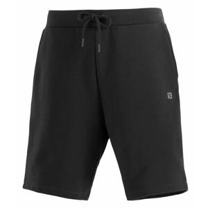 Pánské kraťasy Salomon Outlife Track Short M Summer Velikost: XL / Barva: černá