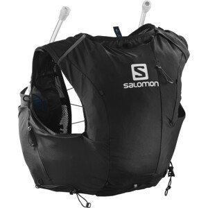 Běžecká vesta Salomon Adv Skin 8 Velikost: S / Barva: černá