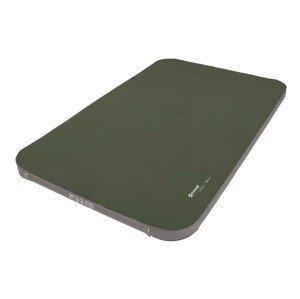Karimatka Outwell Dreamhaven Double 7.5 cm Barva: zelená/šedá