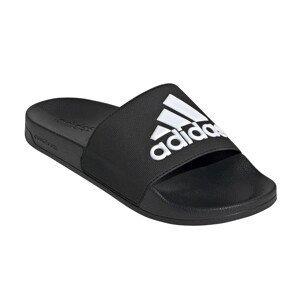 Pantofle Adidas Adilette Shower Velikost bot (EU): 40 (2/3) / Barva: černá