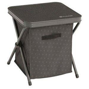 Skříňka Outwell Cayon Cabinet Barva: šedá