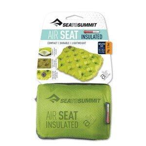 Nafukovací sedátko Sea to Summit Air Seat Insulated Barva: zelená
