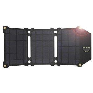 Solární nabíječka AllPowers AP-ES-004-BLA Barva: černá